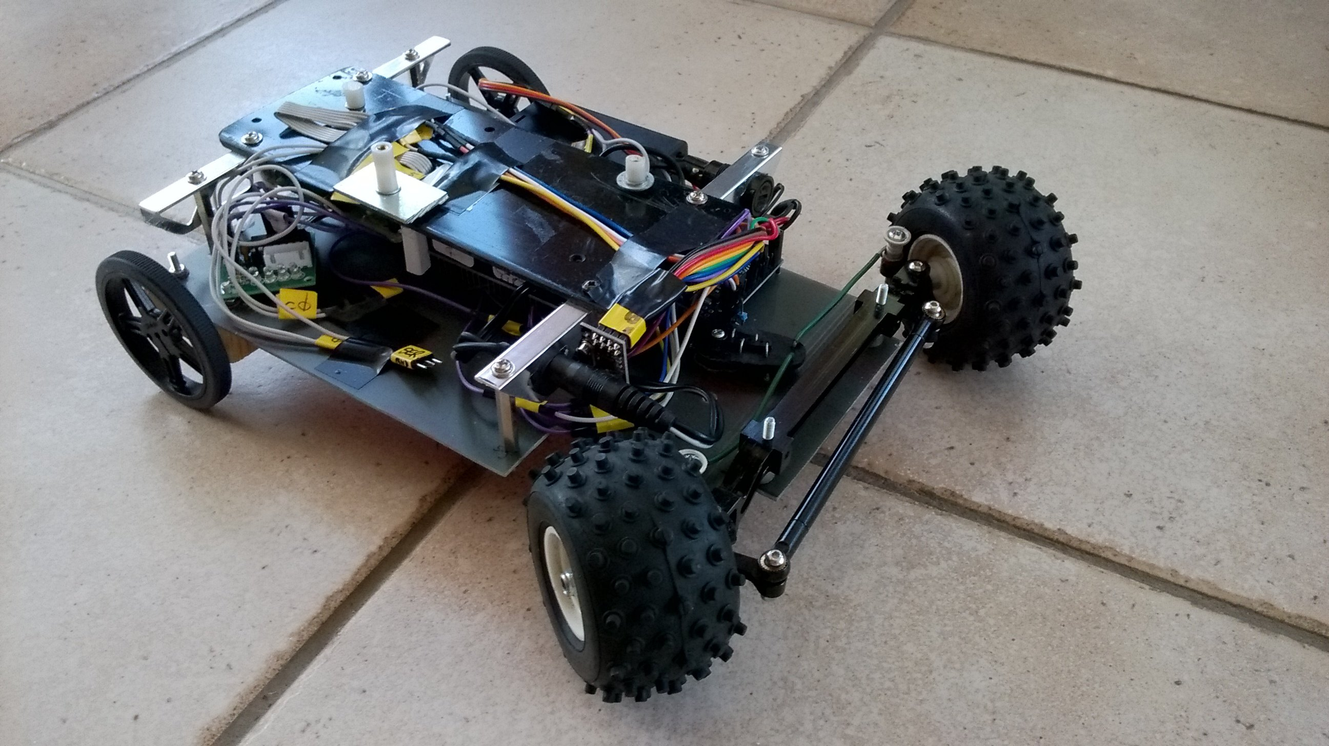 Chassis MK2